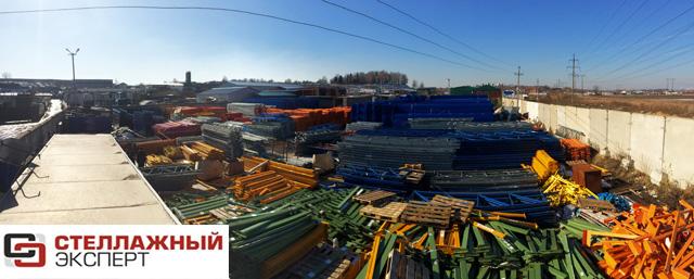 Выкуп стеллажей и складской техники